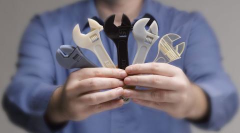 3D tlač náhradných dielov