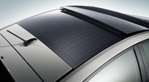 Batéria na streche automobilu