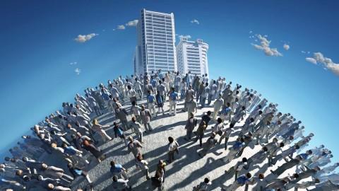 Nárast populácie spôsobí nárast priemyslu