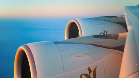 Letecké motory s komponentmi z 3D tlačiarní