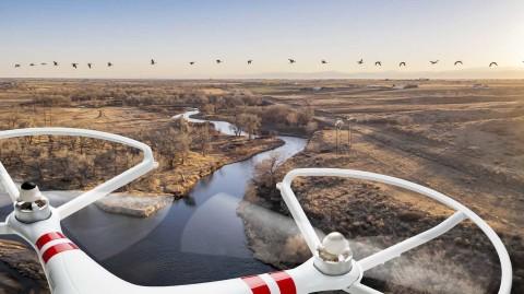 Počet dronov do roku 2020 sa v USA strojnásobí