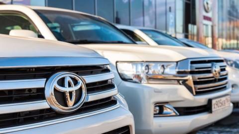 Toyota vyvíja nové digitálne technológie