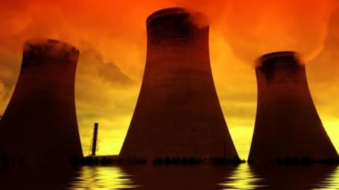 Čína buduje plávajúce jadrové elektrárne