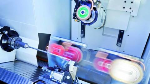 CNC brúska s technológiou lineárneho posuvu obrobku