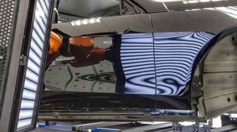 Zariadenie na meranie kvality povrchu reflectCONTROL