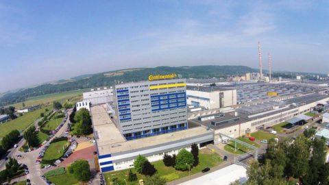 Continental Barum je zamestnávateľom roku 2017