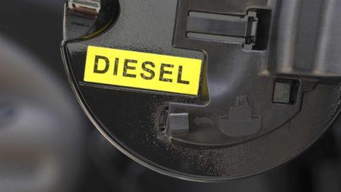 Volkswagen a dieselové motory