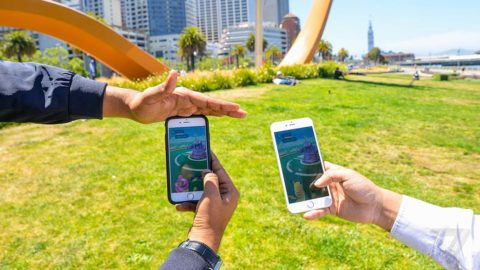 Koľko energie globálne spotrebuje Pokémon GO?