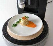 Vytlačí a upečie vaše dokonalé jedlo – koncept novej 3D tlačiarne