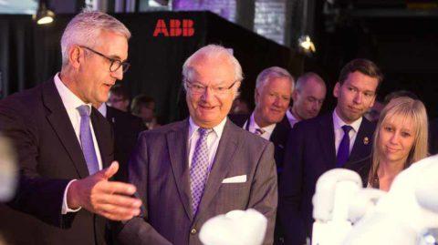 100 rokov inovácií v švédskom výskumnom centre ABB ocenil aj kráľ Švédska