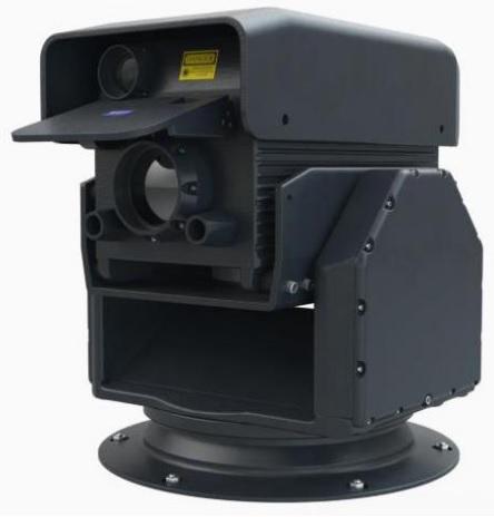 Ďiaľkový optický chemický snímač Falcon 4G-S