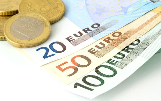 Eurá bankovky