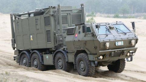 Vývoj Martin predstavil mobilný systém velenia a riadenia pre švédsku armádu