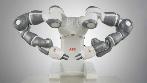 Ocenenie za najlepší priemyselný robot na svetovej výstave CIROS