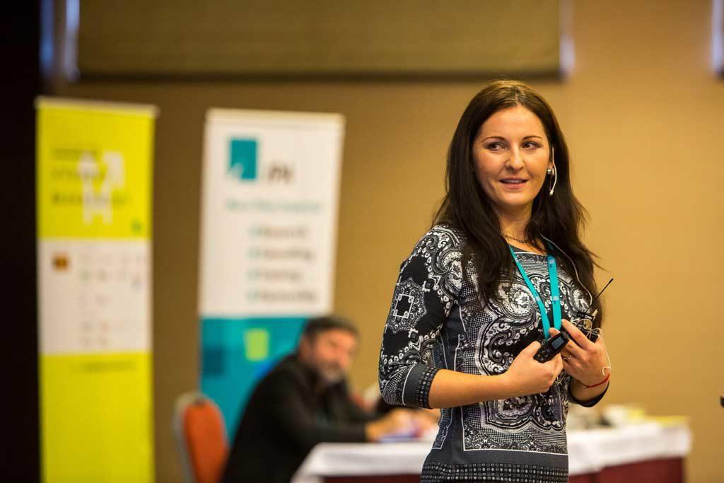 Martina Paalová, priemyselná inžinierka spoločnosti Nemak Slovakia