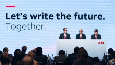 ABB chystá spoločnú značku