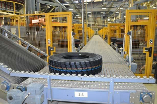 Continental Barum výroba pneumatík