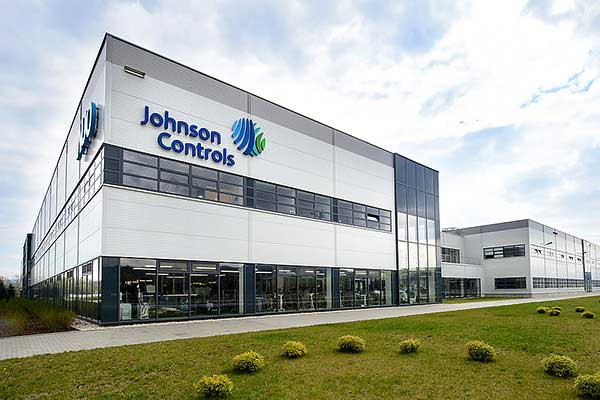 Johnson Controls firma