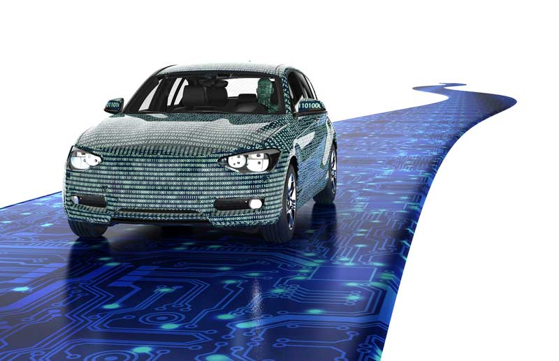 Autonómne vozidlo budúcnosti