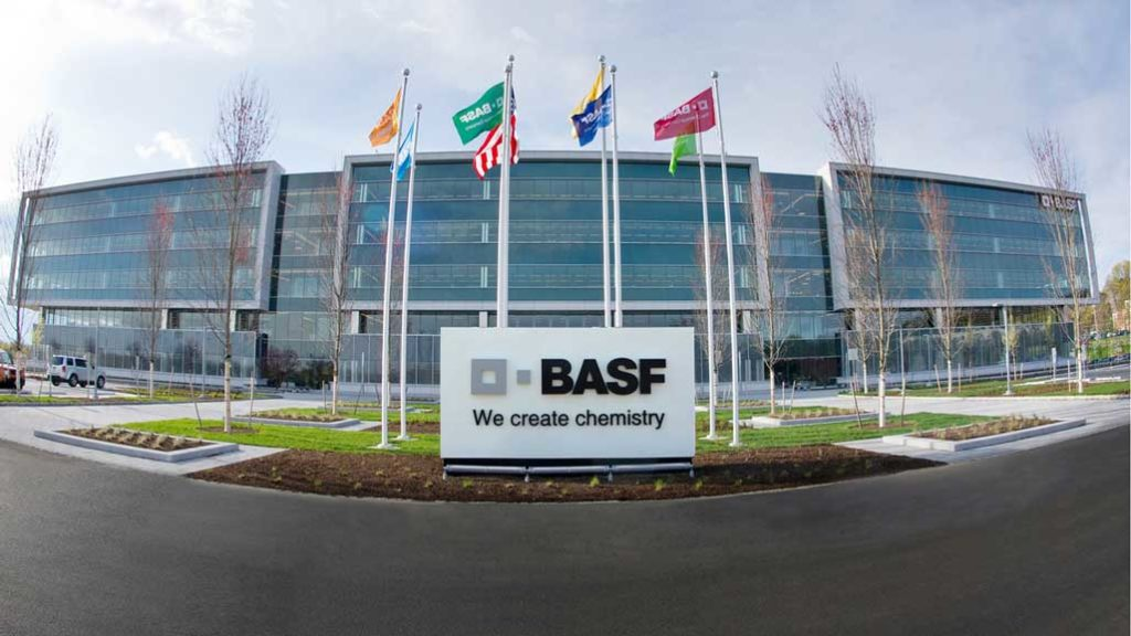 Spoločnosť BASF
