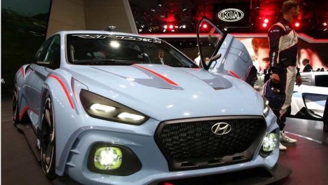BASF a Hyundai Motor spoločne vyvinuli vysokovýkonný koncept N