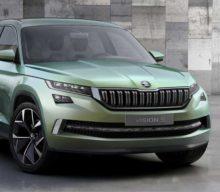 Automobilka Škoda Auto spustila v Kvasinách sériovú výrobu nového SUV Kodiaq