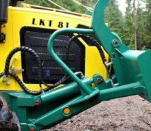 Výrobca lesných kolesových traktorov LKT, s. r. o., inovuje technológie