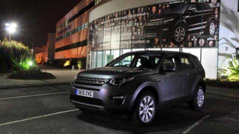 Jaguar Land Rover bude vyrábať nové modely Discovery aj na Slovensku