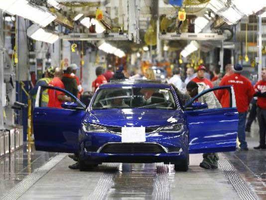 Výroba v automotive