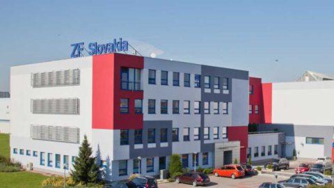 ZF Slovakia rozširuje svoj závod v levickom priemyselnom parku