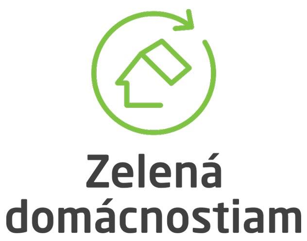 Zeleným domácnostiam