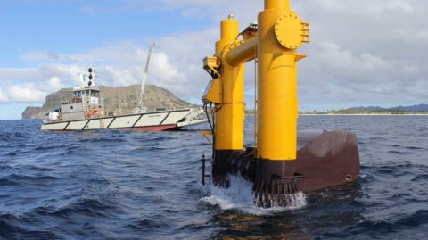 EÚ plánuje do roku 2050 získať desatinu energie z oceánov