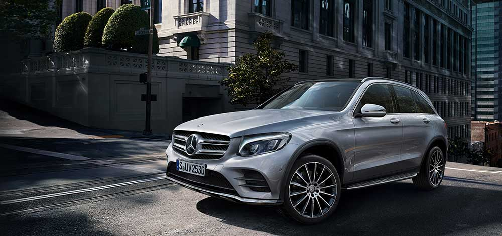 Mercedes-Benz GLC X253