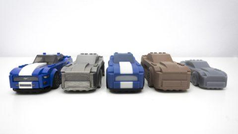 3D tlač na reálnom projekte – Mustang Shelby na štyri spôsoby