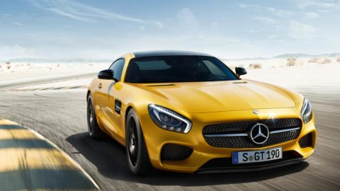 K jubileu Mercedes-AMG nový i výkonnejšie modely GT