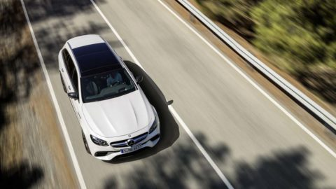 Dve nové kombi Mercedes-AMG E 63: 4MATIC+ a S 4MATIC+