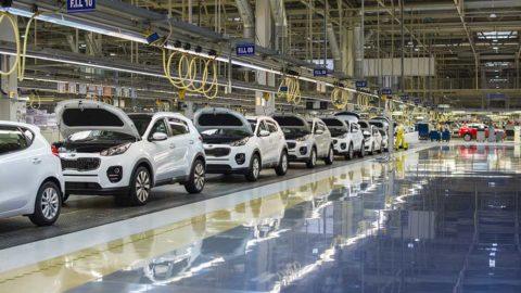 Spoločnosť Kia Motors Slovakia zvýšila základné mzdy výrobných zamestnancov o 75 eur
