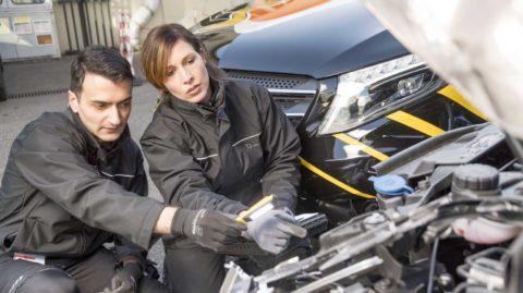 Tím Daimleru na skúmanie nehôd zvyšuje bezpečnosť transportérov