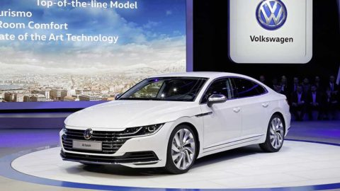 Volkswagen na bratislavskom autosalóne 2017