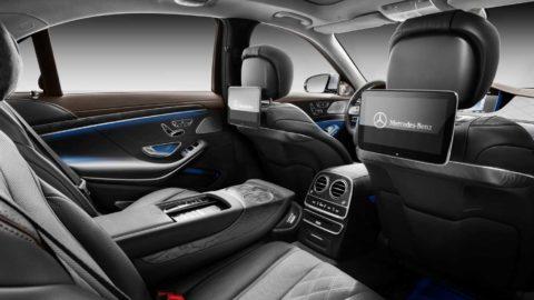 Nový Mercedes-Benz Triedy S: štandard hospodárnosti a komfortu