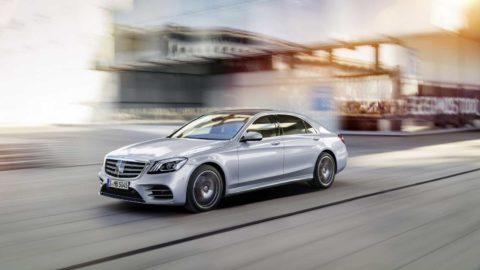 Rekordný prvý štvrťrok Daimleru dobre odštartoval rok 2017