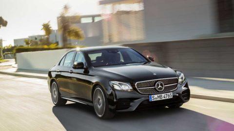 Najsilnejší polrok Mercedes-Benz: odbyt vyše 1,1-milióna áut