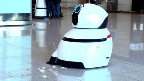 Roboty od LG začnú asistovať pasažierom na najväčšom Kórejskom letisku