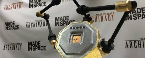 Toto je prvá 3D tlačiareň schopná tlačiť vo vesmíre