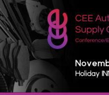 CEE Automotive Supply Chain 2017 – odborné automotive podujatie