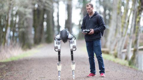 10 najzaujímavejších robotov na tohtoročnej konferencii Robobusiness