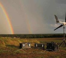 Veterná energia využíva digitálnu menu na boj proti globálnemu otepľovaniu
