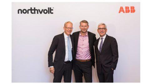 Partnerstvo ABB a Northvolt na projekte najväčšej továrne na batérie v Európe
