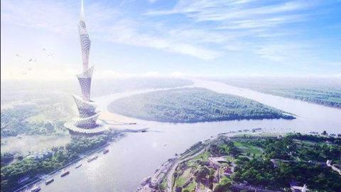 Práce na prvom 3D-vytlačenom mrakodrape vDubaji začnú vroku 2023