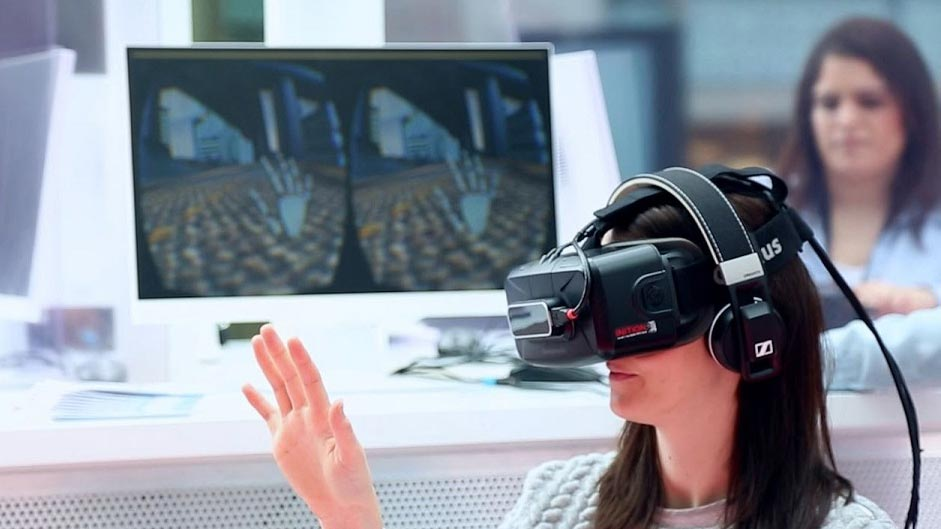 Virtuálna realita v priemysle